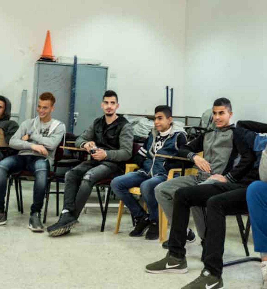 Unlocking Solutions Through Positive Deviance in Palestine