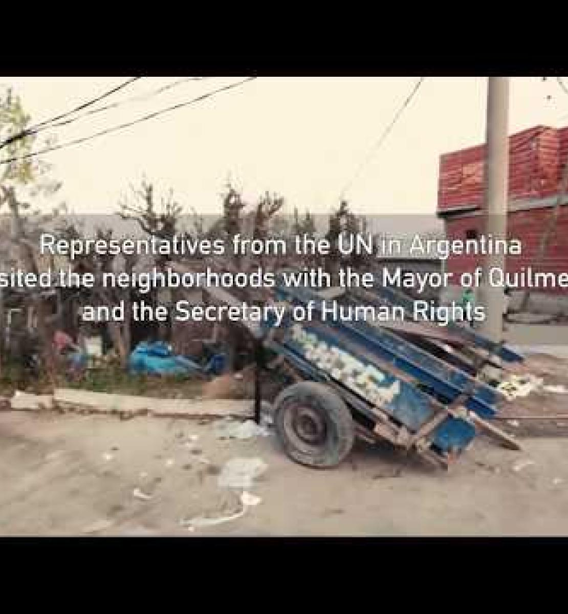 استجابة الأمم المتحدة في الأرجنتين لجائحة كوفيد-19